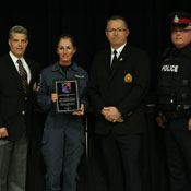 OVERT Recognition Award from DRPS